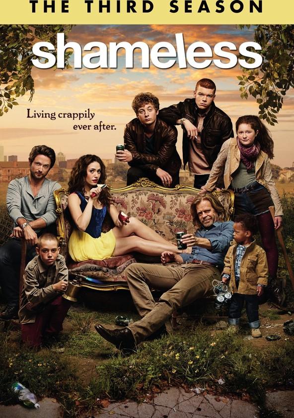 Shameless - Nicht ganz nüchtern Staffel 3 poster