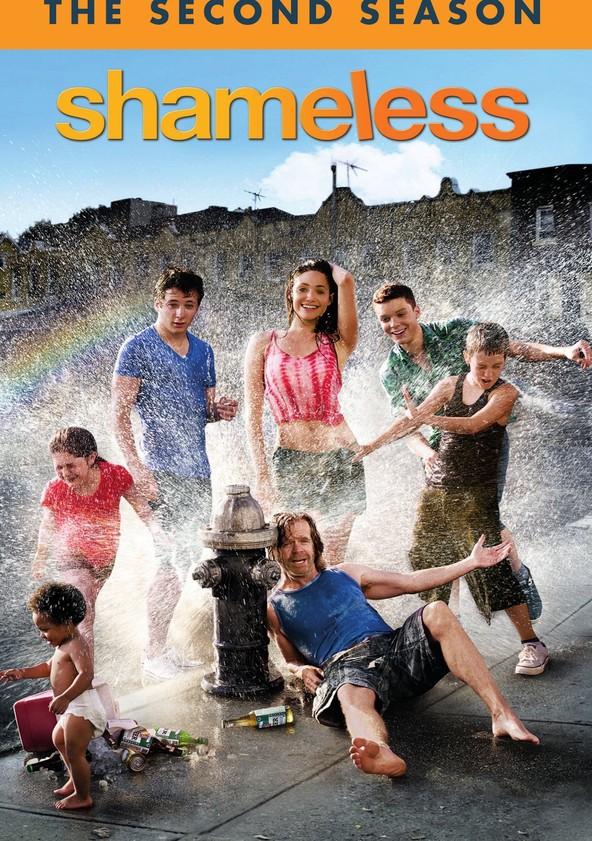 Shameless - Nicht ganz nüchtern Staffel 2 poster