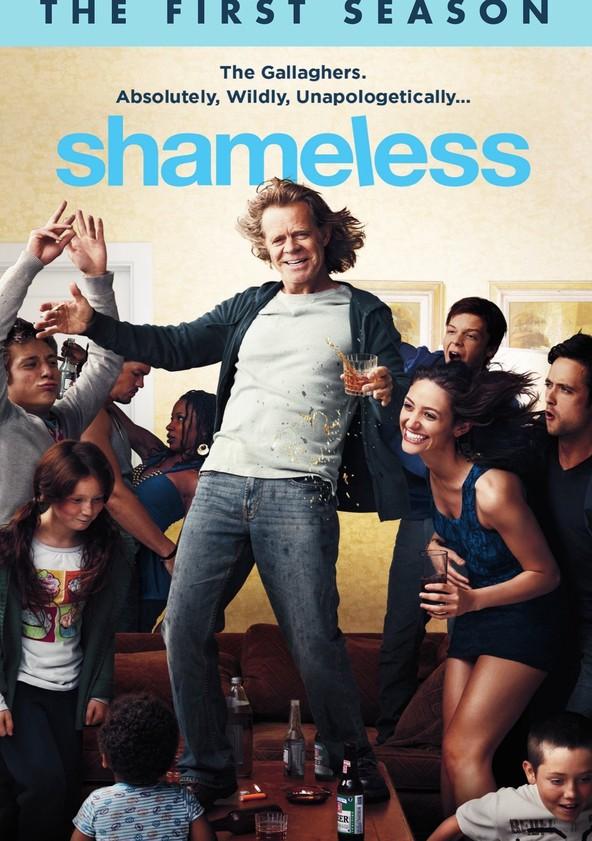 Shameless - Nicht ganz nüchtern Staffel 1 poster