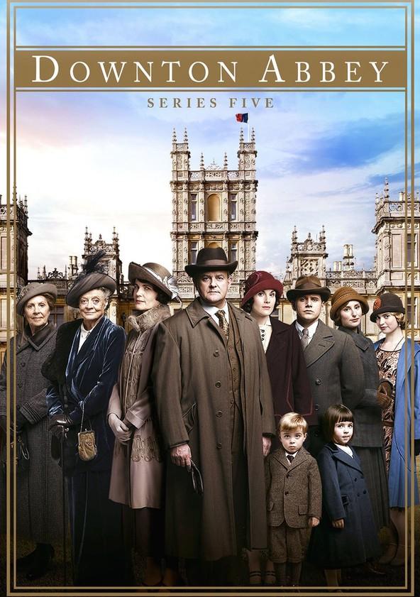 Downton Abbey Season 5 - watch episodes streaming online