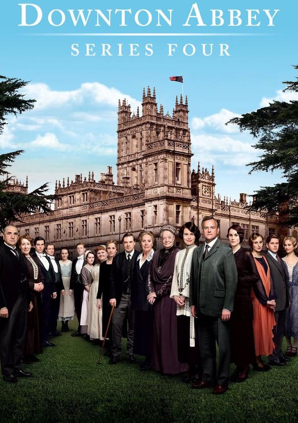 Downton Abbey Staffel 4 - Jetzt Stream anschauen