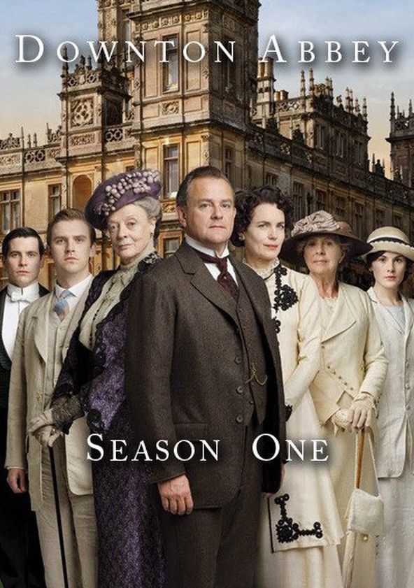 Downton Abbey: Season 1 movie poster