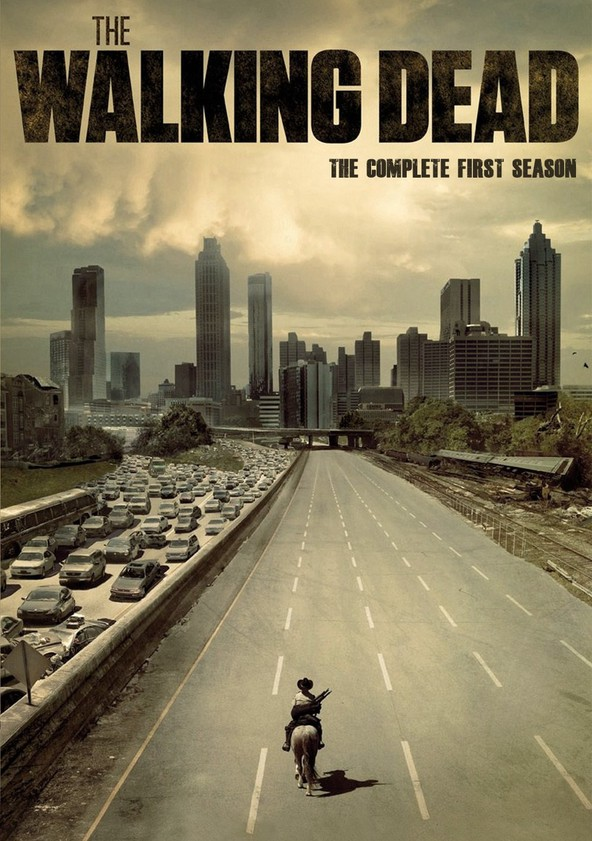 The Walking Dead Season 1 poster