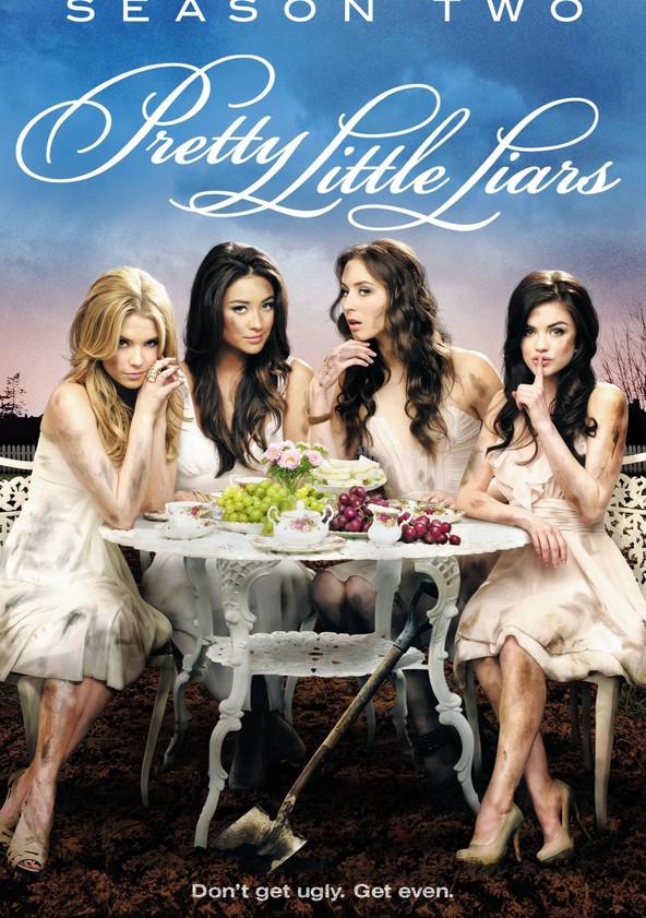 Pretty Little Liars Season 2 poster