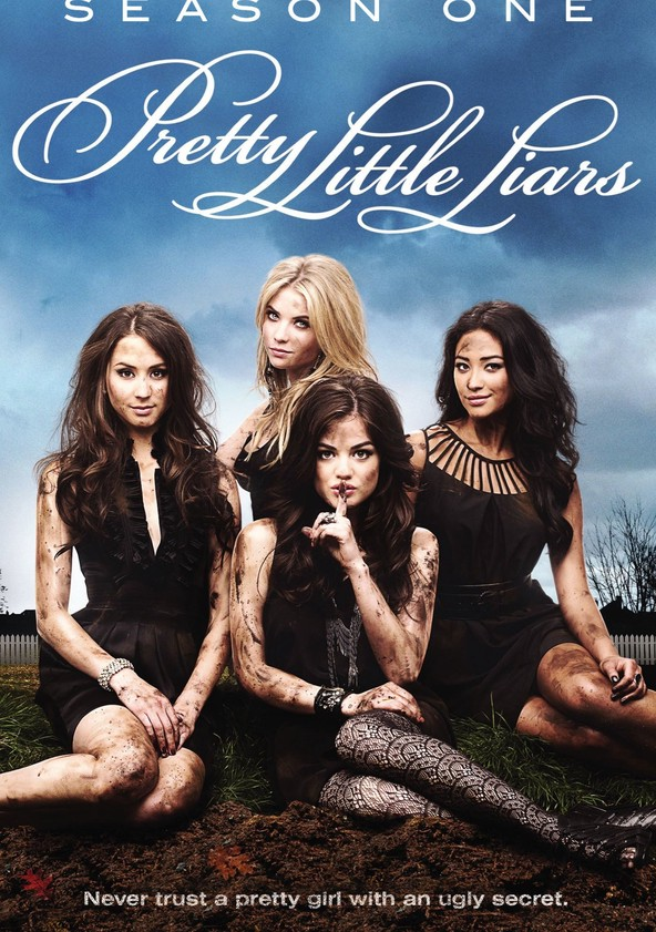 Pretty Little Liars Season 1 poster