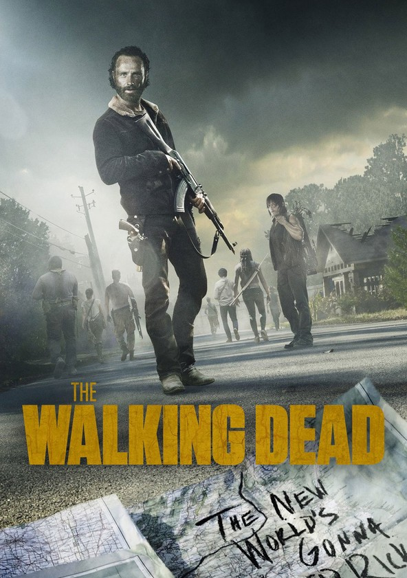 The Walking Dead HD flatrate