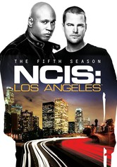 NCIS: Los Angeles 5.ª Temporada