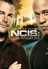 NCIS: Los Angeles 3.ª Temporada