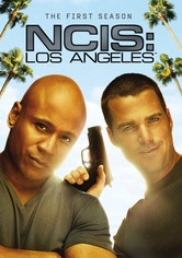 NCIS: Los Angeles 1.ª Temporada