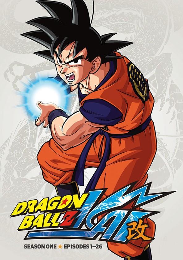 dragon ball z kai streaming