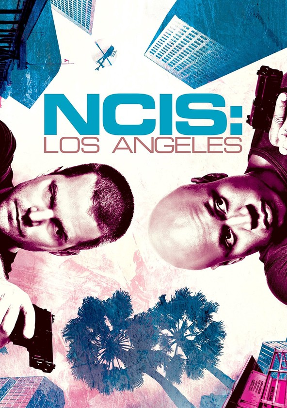 NCIS: Los Angeles poster