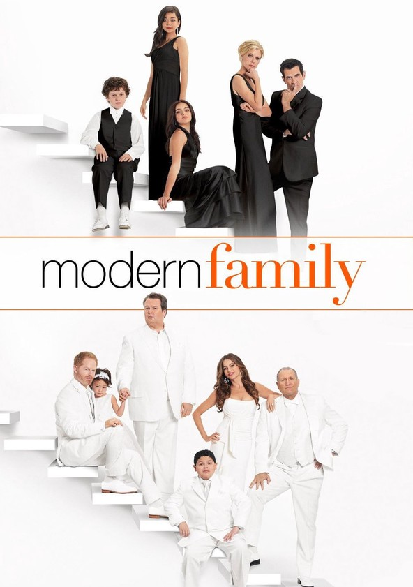 Modern Family - streaming tv show online