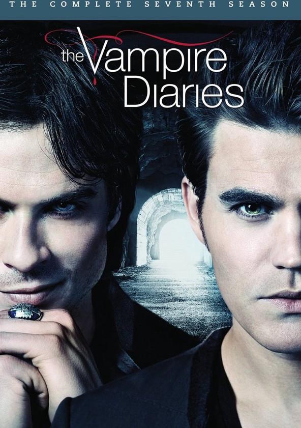 Crónicas vampíricas Temporada 7 poster