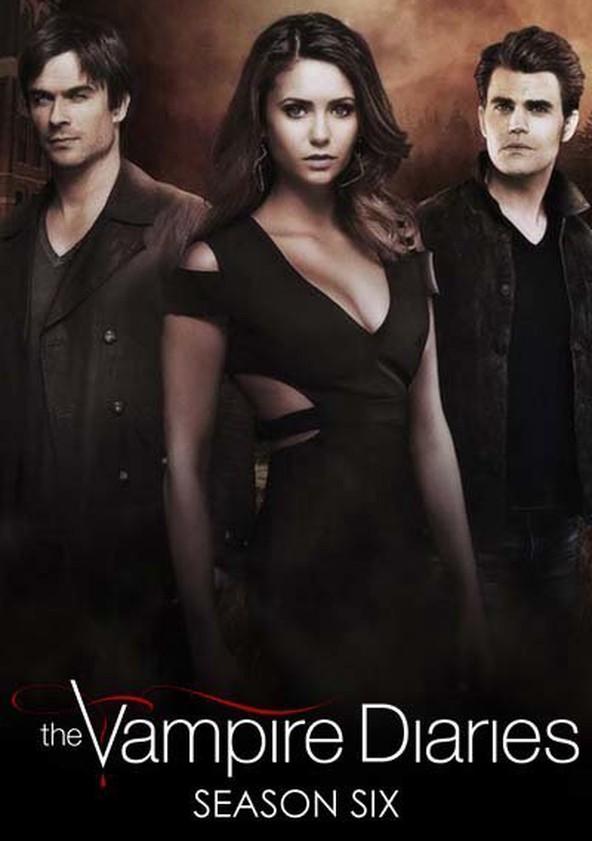 The Vampire Diaries Season 6 - watch episodes streaming online