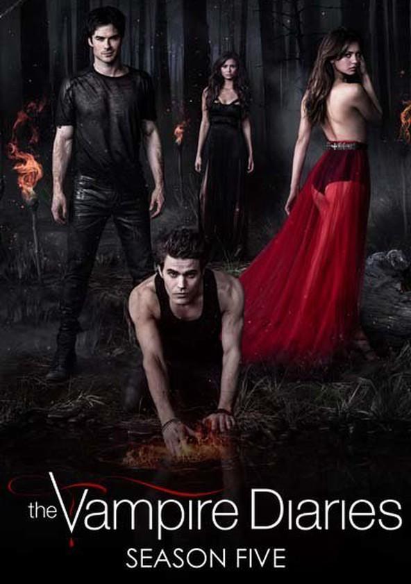 Crónicas vampíricas Temporada 5 poster