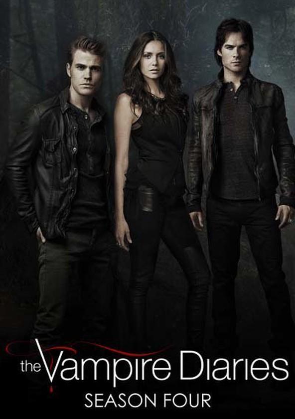 Crónicas vampíricas Temporada 4 poster