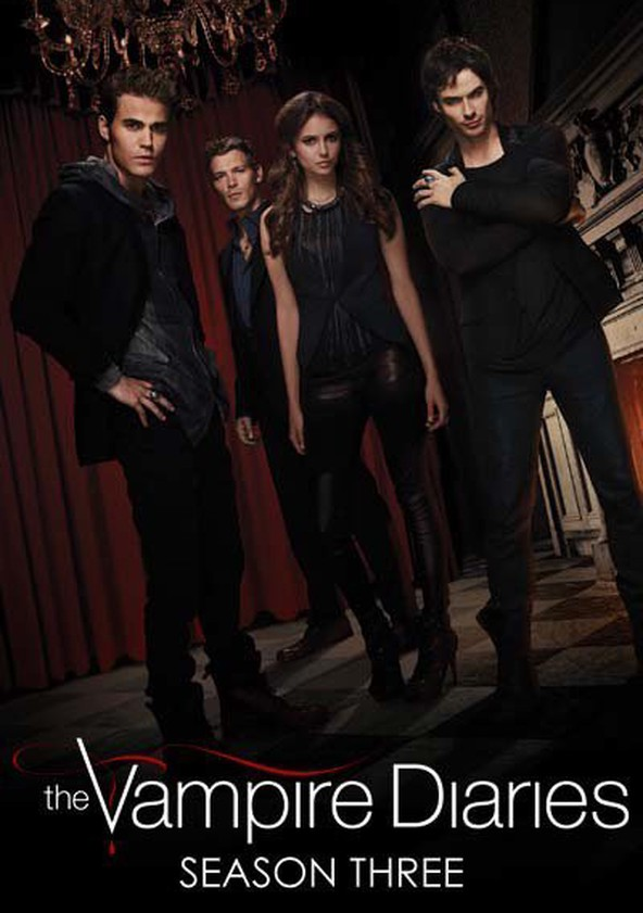 Crónicas vampíricas Temporada 3 poster