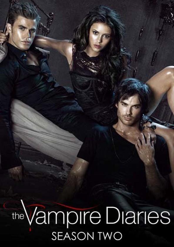 Crónicas vampíricas Temporada 2 poster