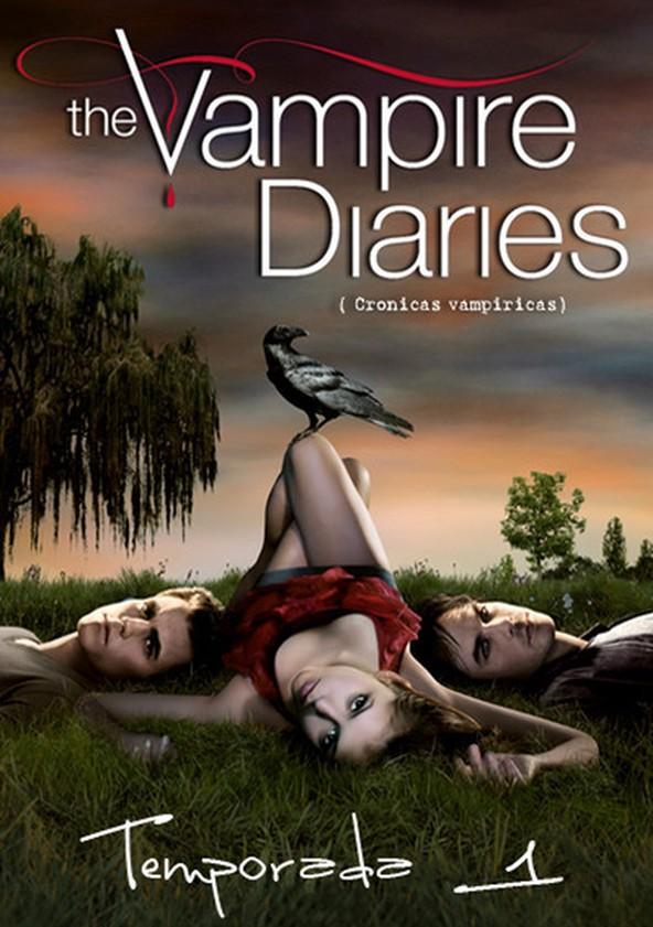 Crónicas vampíricas Temporada 1 poster