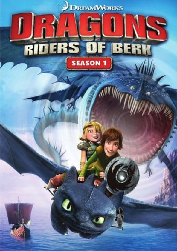 79c67a28e945 DreamWorks Dragons Season 1 - watch episodes streaming online