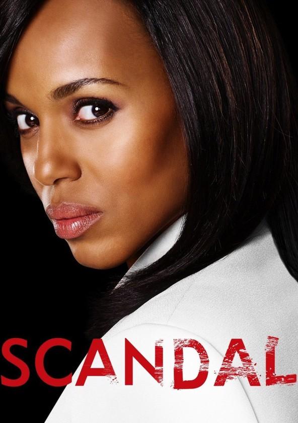 Scandal poster