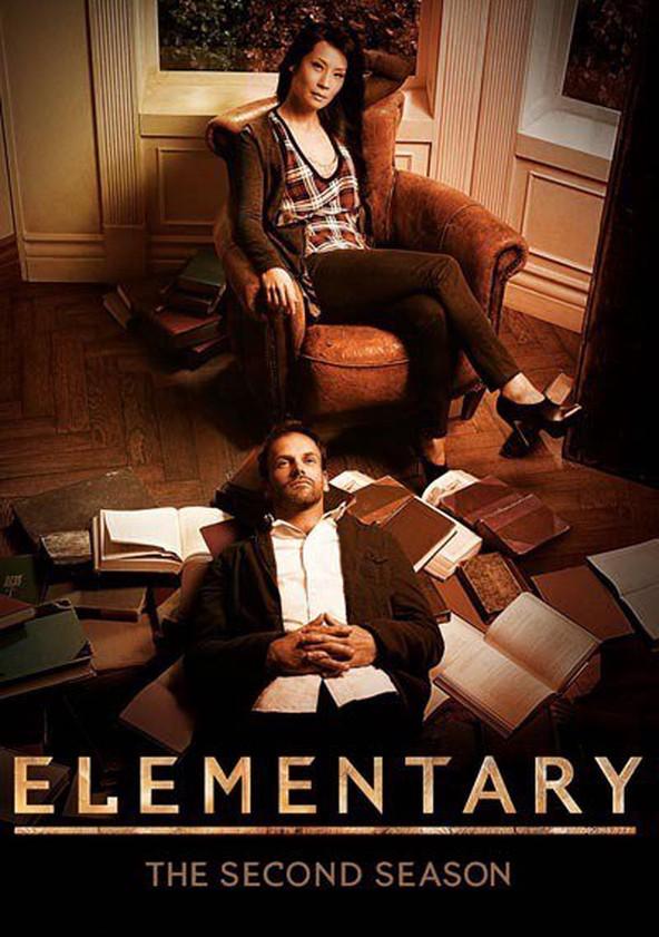 Elementary Season 2 poster