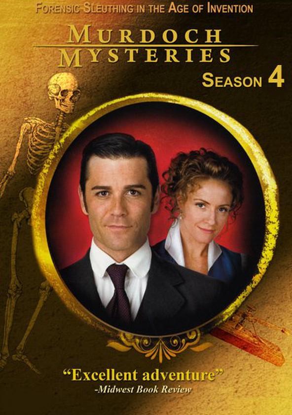 Murdoch Mysteries Season 4 poster