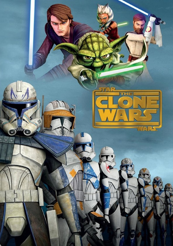Star Wars The Clone Wars Streaming Online