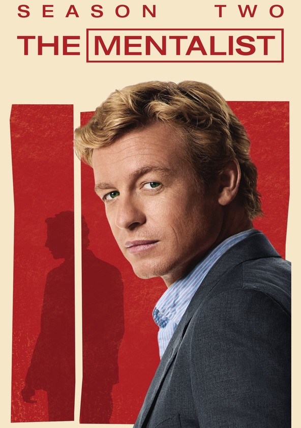 The Mentalist Season 2 Poster