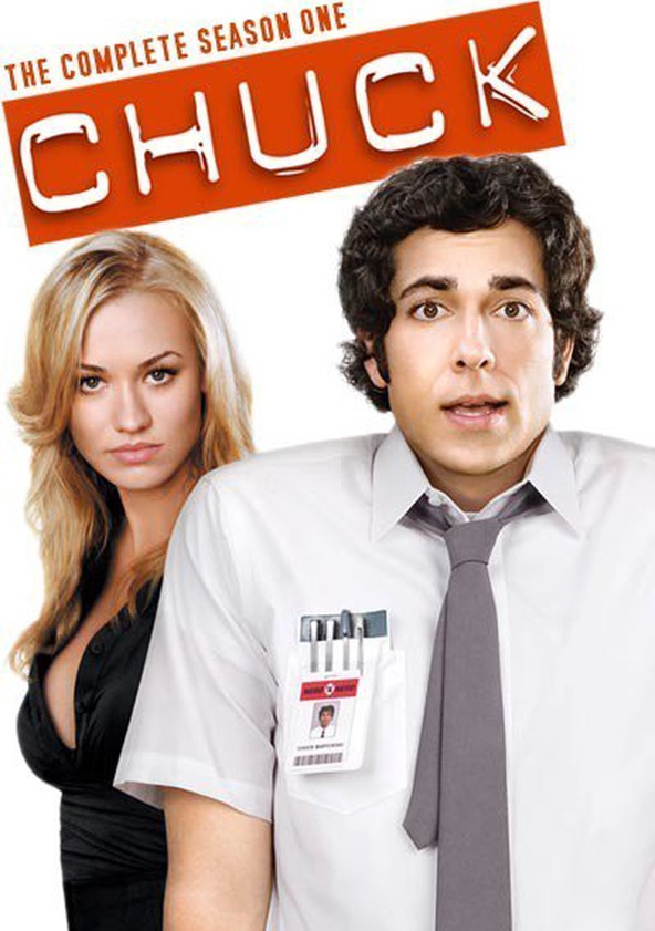 Image result for chuck season 1