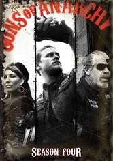 Sons of Anarchy Staffel 4