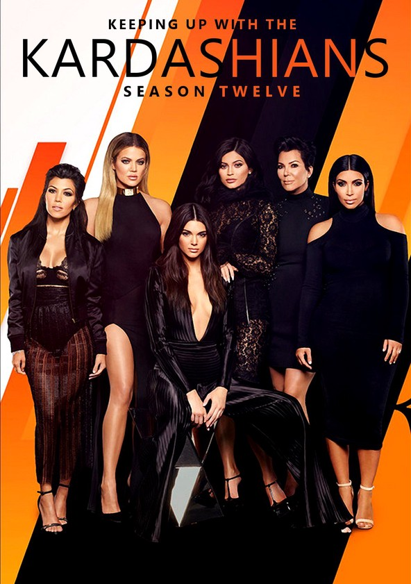 Keeping Up with the Kardashians Season 12 poster