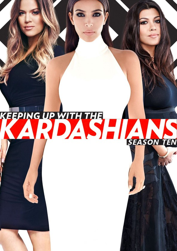 Keeping Up with the Kardashians Season 10 poster