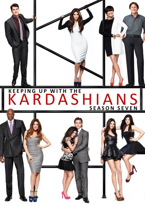 Keeping Up with the Kardashians Season 7 poster