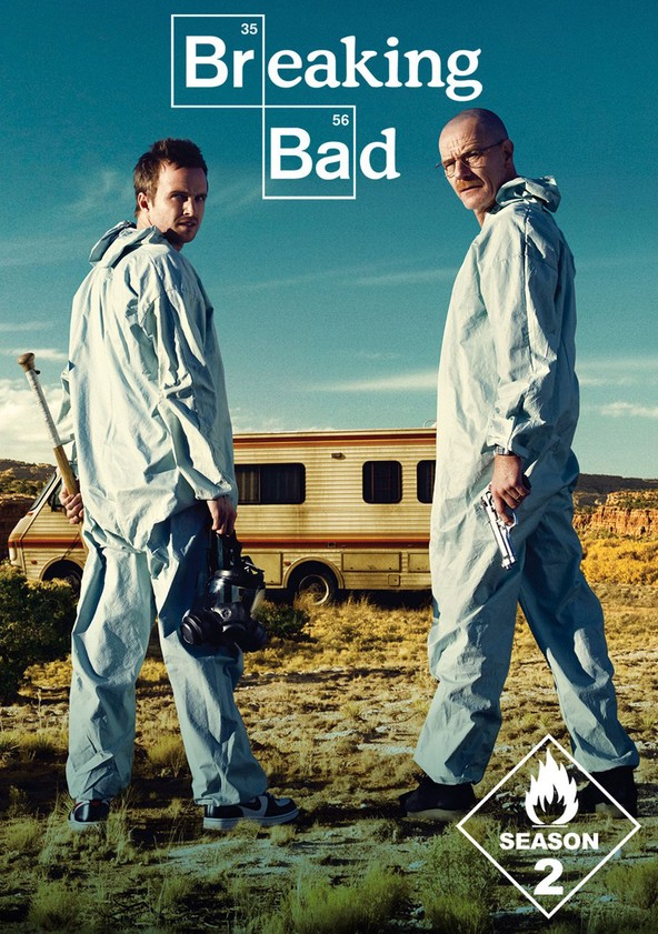 Breaking Bad Season 2 poster