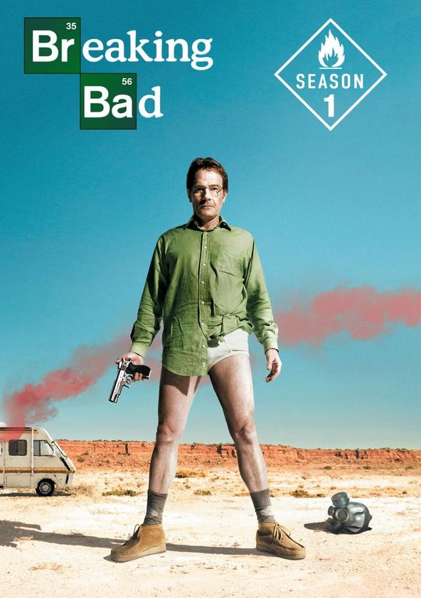 Breaking Bad Season 1 poster