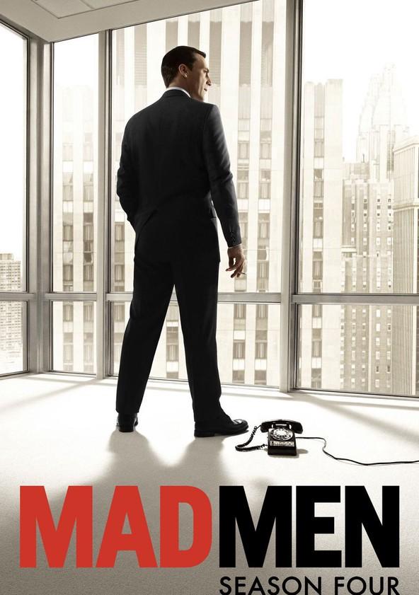 Mad Men: Season 4 movie poster