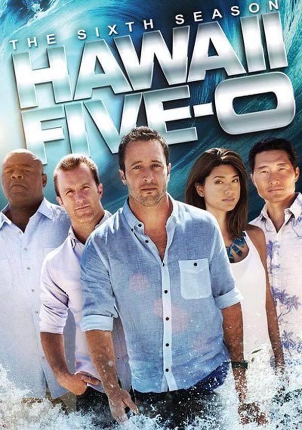 Hawaii Five-0 Season 6 poster