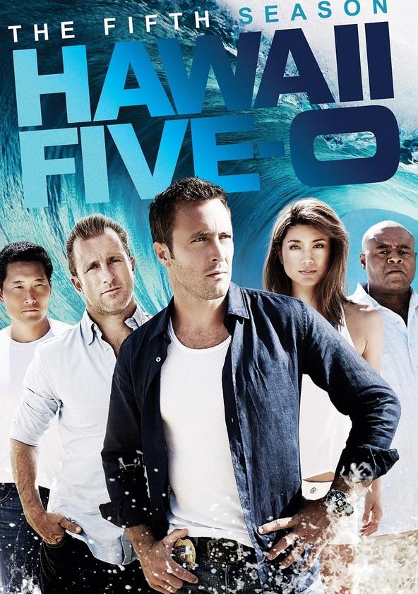 Hawaii Five-0 Season 5 poster