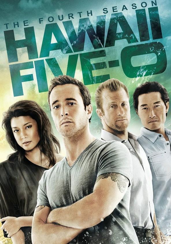 Hawaii Five-0 Season 4 poster