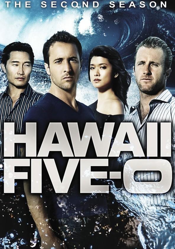 하와이 파이브 오 Season 2 poster