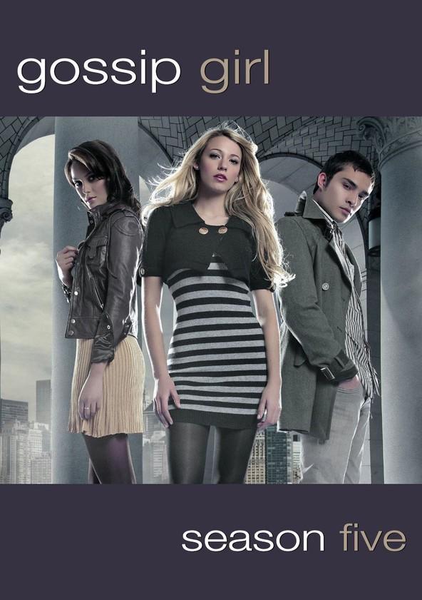 Gossip Girl Season 5 poster
