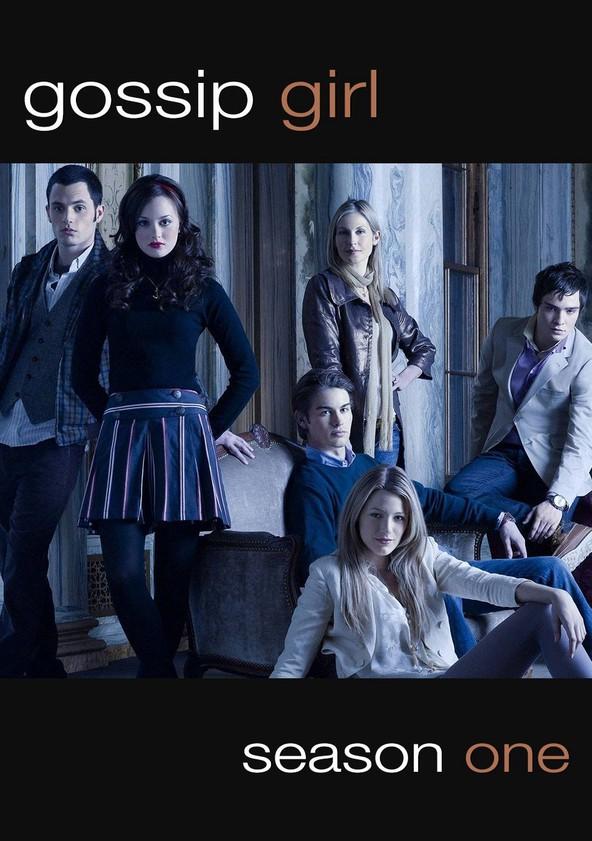 Gossip Girl Season 1 poster