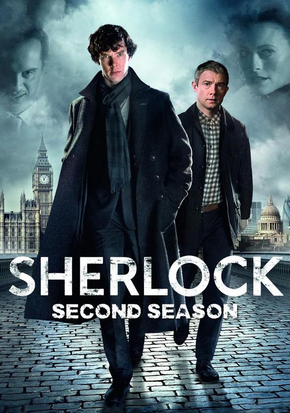 Sherlock: Season 2 movie poster