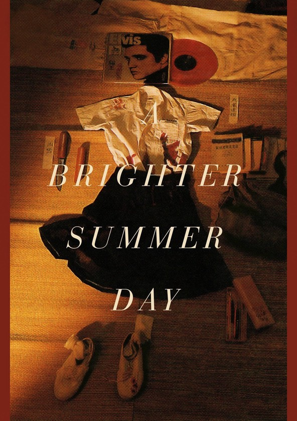 A Brighter Summer Day poster