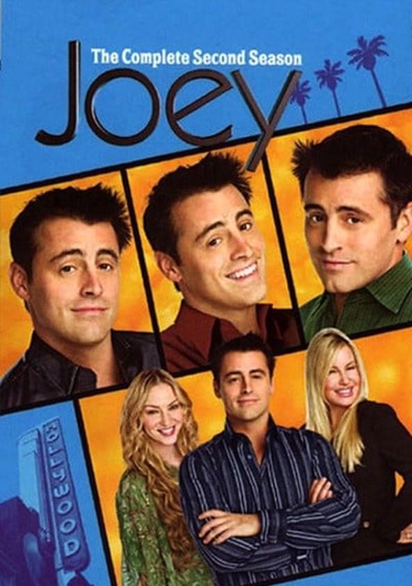 Joey Season 2 - watch full episodes streaming online