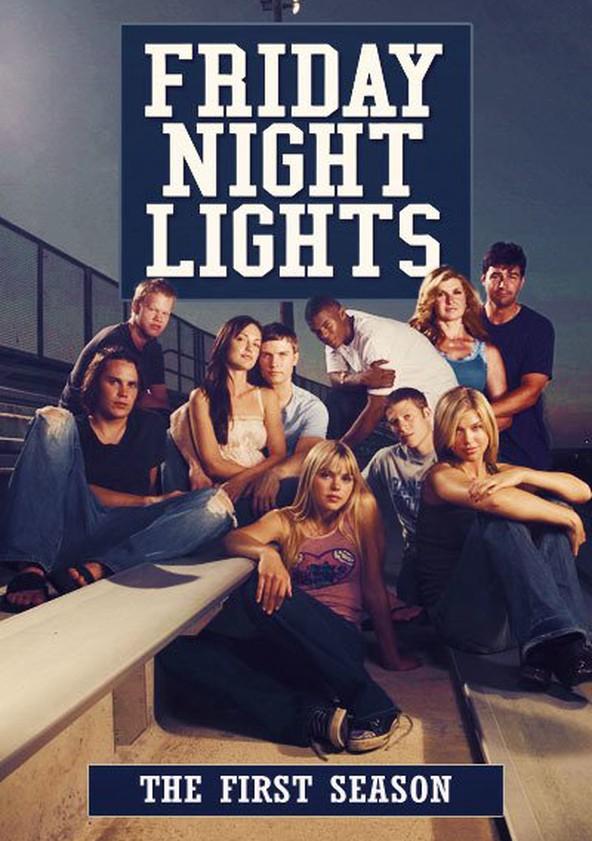 Friday Night Lights Season 1 Poster