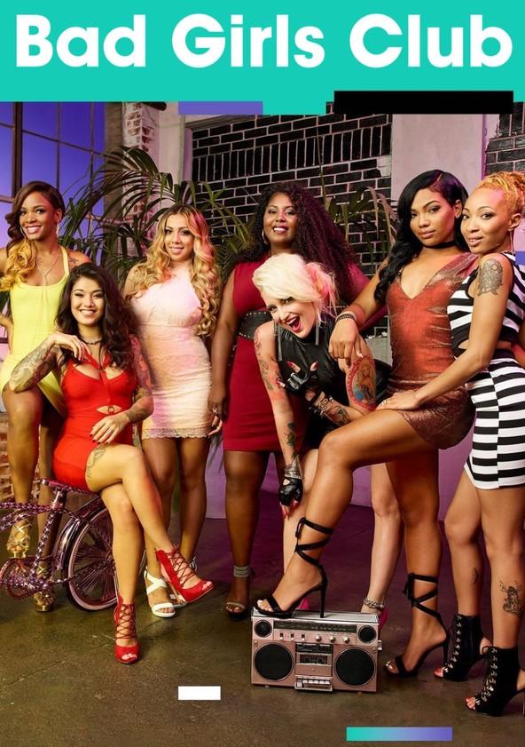 Bad Girls Club poster