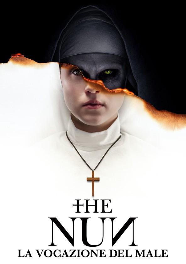 The Nun: La vocazione del male poster