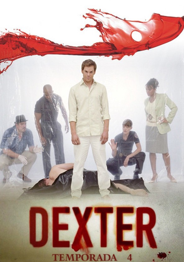 Dexter temporada 4 - Ver todos los episodios online
